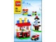 Instruction No: 5482  Name: Ultimate LEGO House Building Set (Red Tub)