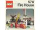 Instruction No: 570  Name: Fire House