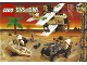 Instruction No: 5909  Name: Treasure Raiders set with Mummy Storage Container