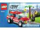 Instruction No: 60001  Name: Fire Chief Car