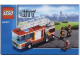 Instruction No: 60002  Name: Fire Truck