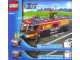 Instruction No: 60061  Name: Airport Fire Truck
