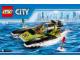 Instruction No: 60114  Name: Race Boat