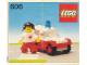 Instruction No: 606  Name: Ambulance