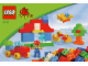 Instruction No: 6130  Name: DUPLO Build and Play