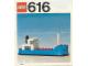 Instruction No: 616  Name: Cargo Ship