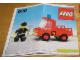 Instruction No: 620  Name: Fireman's Car