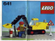 Instruction No: 641  Name: Excavator