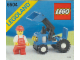 Instruction No: 6504  Name: Tractor