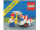 Instruction No: 6601  Name: Ice Cream Cart