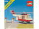 Instruction No: 6691  Name: Red Cross Helicopter