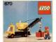 Instruction No: 670  Name: Mobile Crane