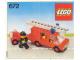 Instruction No: 672  Name: Fire Engine