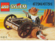 Instruction No: 6790  Name: Bandit's Wheelgun (Boxed)