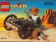 Instruction No: 6791  Name: Bandit's Wheelgun polybag