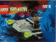Instruction No: 6816  Name: Cyber Blaster polybag