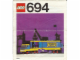 Instruction No: 694  Name: Transport Truck