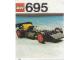 Instruction No: 695  Name: Racing Car