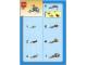 Instruction No: 6963  Name: X-wing Fighter - Mini (Kabaya Box)