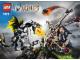 Instruction No: 7021  Name: Viking Double Catapult vs. the Armoured Ofnir Dragon