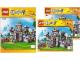 Instruction No: 70404  Name: King's Castle