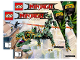 Instruction No: 70612  Name: Green Ninja Mech Dragon