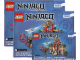 Instruction No: 70728  Name: Battle for Ninjago City