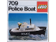 Instruction No: 709  Name: Police Boat