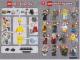 Instruction No: 71000  Name: Minifigure, Series 9 (Complete Random Set of 1 Minifigure)