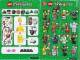 Instruction No: 71002  Name: Minifigure, Series 11 (Complete Random Set of 1 Minifigure)