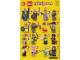 Instruction No: 71007  Name: Minifigure, Series 12 (Complete Random Set of 1 Minifigure)