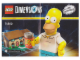 Instruction No: 71202  Name: Level Pack - The Simpsons