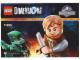 Instruction No: 71205  Name: Team Pack - Jurassic World