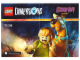 Instruction No: 71206  Name: Team Pack - Scooby-Doo