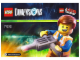 Instruction No: 71212  Name: Fun Pack - The LEGO Movie (Emmet and Emmet's Excavator)