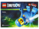 Instruction No: 71214  Name: Fun Pack - The LEGO Movie (Benny and Benny's Spaceship)