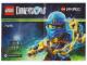 Instruction No: 71215  Name: Fun Pack - Ninjago (Jay and Storm Fighter)