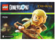 Instruction No: 71219  Name: Fun Pack - The Lord of the Rings (Legolas and Arrow Launcher)