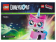 Instruction No: 71231  Name: Fun Pack - The LEGO Movie (Unikitty and Cloud Cuckoo Car)