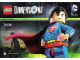 Instruction No: 71236  Name: Fun Pack - DC Comics (Superman and Hover Pod)