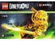 Instruction No: 71239  Name: Fun Pack - Ninjago (Lloyd and Golden Dragon)