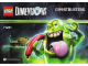 Instruction No: 71241  Name: Fun Pack - Ghostbusters (Slimer and Slime Shooter)