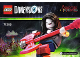 Instruction No: 71285  Name: Fun Pack - Adventure Time (Marceline the Vampire Queen and Lunatic Amp)