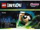 Instruction No: 71343  Name: Fun Pack - The Powerpuff Girls (Buttercup and Mega Blast Bot)