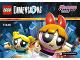Instruction No: 71346  Name: Team Pack - The Powerpuff Girls