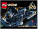 Instruction No: 7152  Name: TIE Fighter & Y-wing (re-release of 7150)