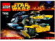 Instruction No: 7256  Name: Jedi Starfighter & Vulture Droid