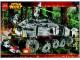 Instruction No: 7261  Name: Clone Turbo Tank (with Light-Up Mace Windu, Trans-Light Purple Lightsaber Blade)