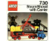 Instruction No: 730  Name: Steam Shovel with Carrier