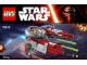 Instruction No: 75135  Name: Obi-Wan's Jedi Interceptor